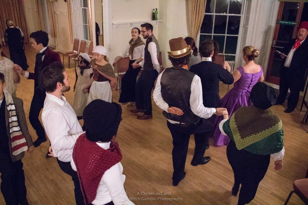 Fezziwigs Dancing