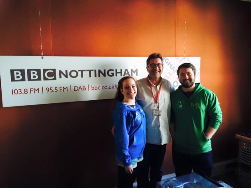 cast on radio notts